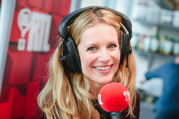Sandrine Corman fait son retour sur Bel RTL