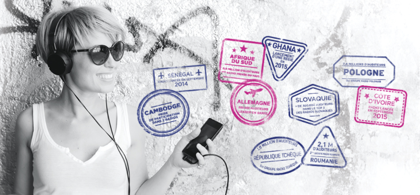 Lagardère Active Radio International lance Virgin Radio en Roumanie