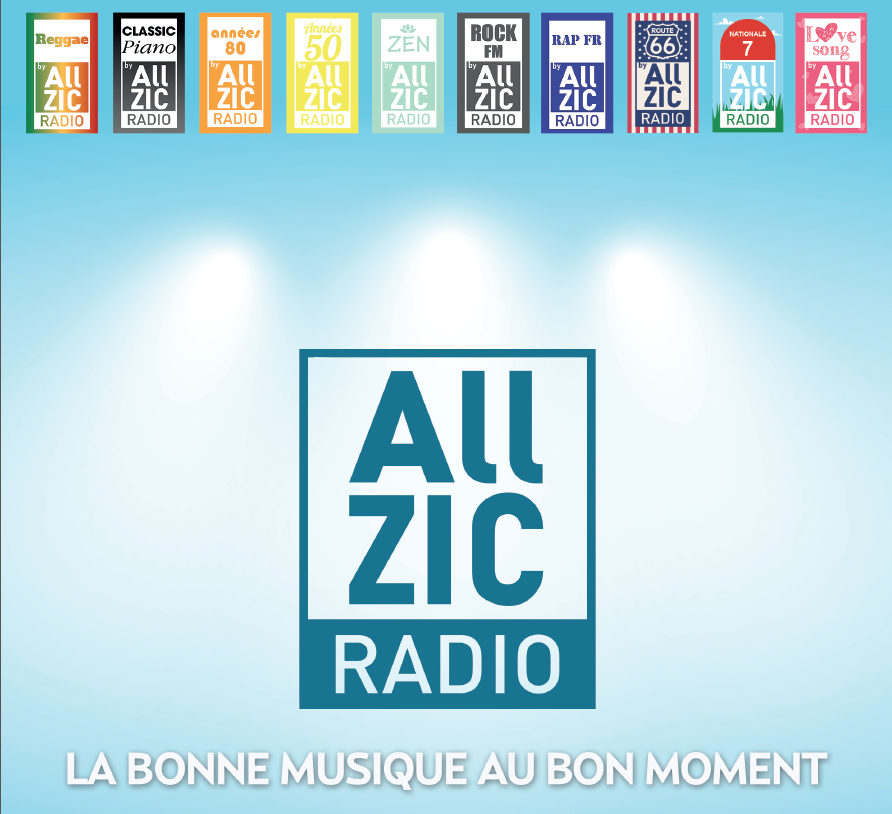 Chaque semaine une nouvelle webradio chez Allzic Radio