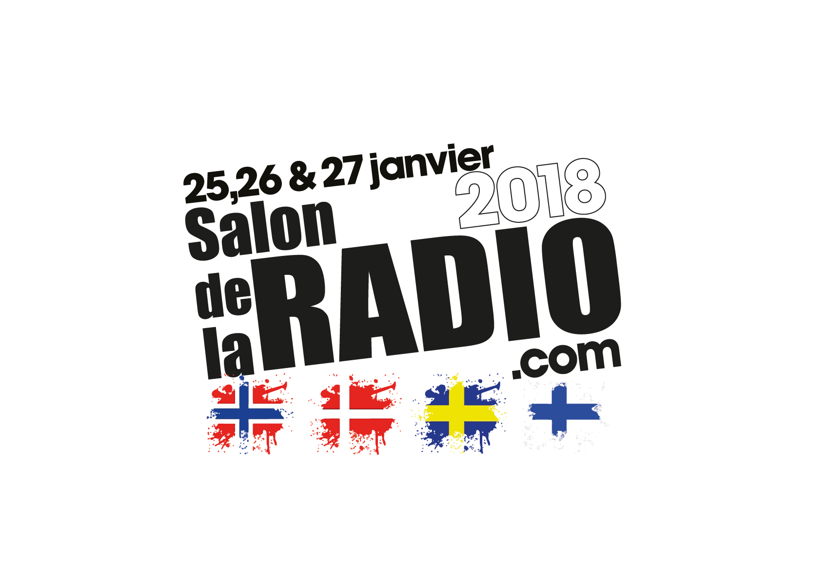 En 2018 le salon de la radio aura lieu les jeudi 25 for Salon de la radio 2017