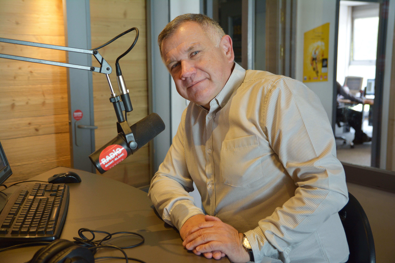 Jean-Luc Baudin vient de quitter Radio Mont Blanc.