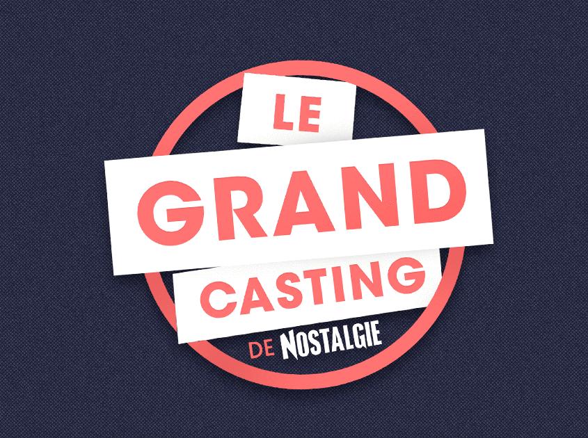Devenez la nouvelle voix de Nostalgie Belgique