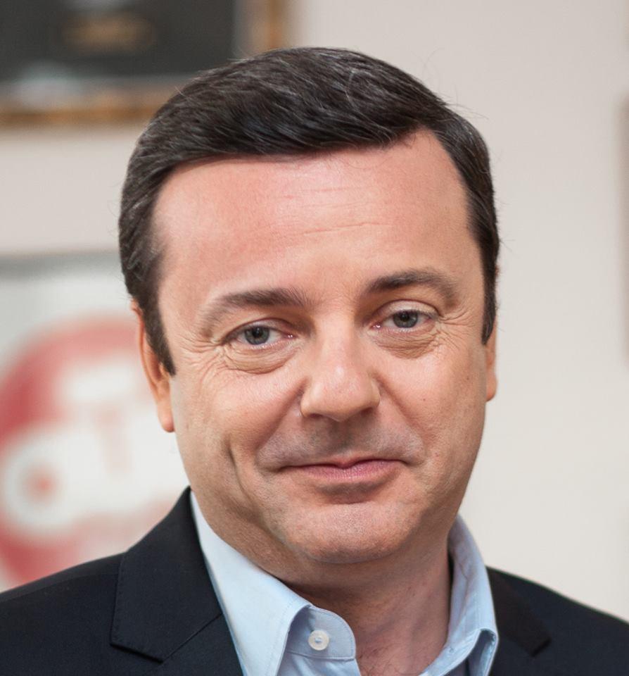 Emmanuel Rials, dirigeant de Oüi FM.