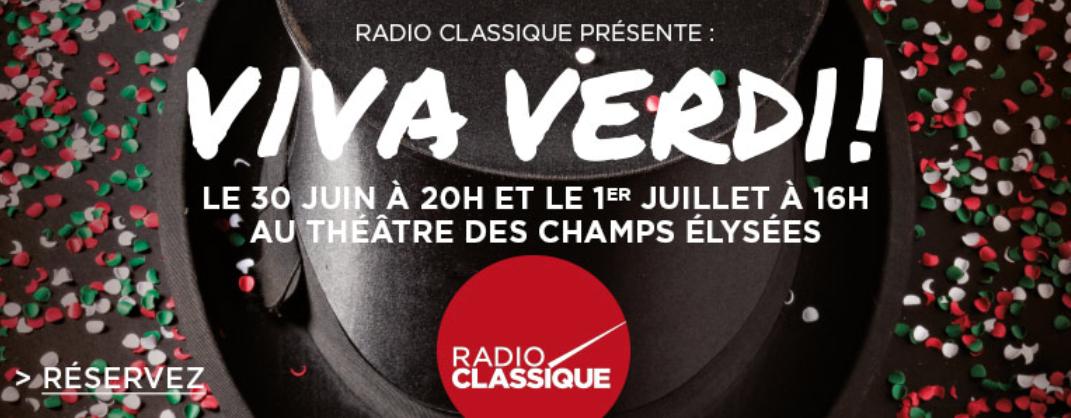 Radio Classique prépare son concert de l'été
