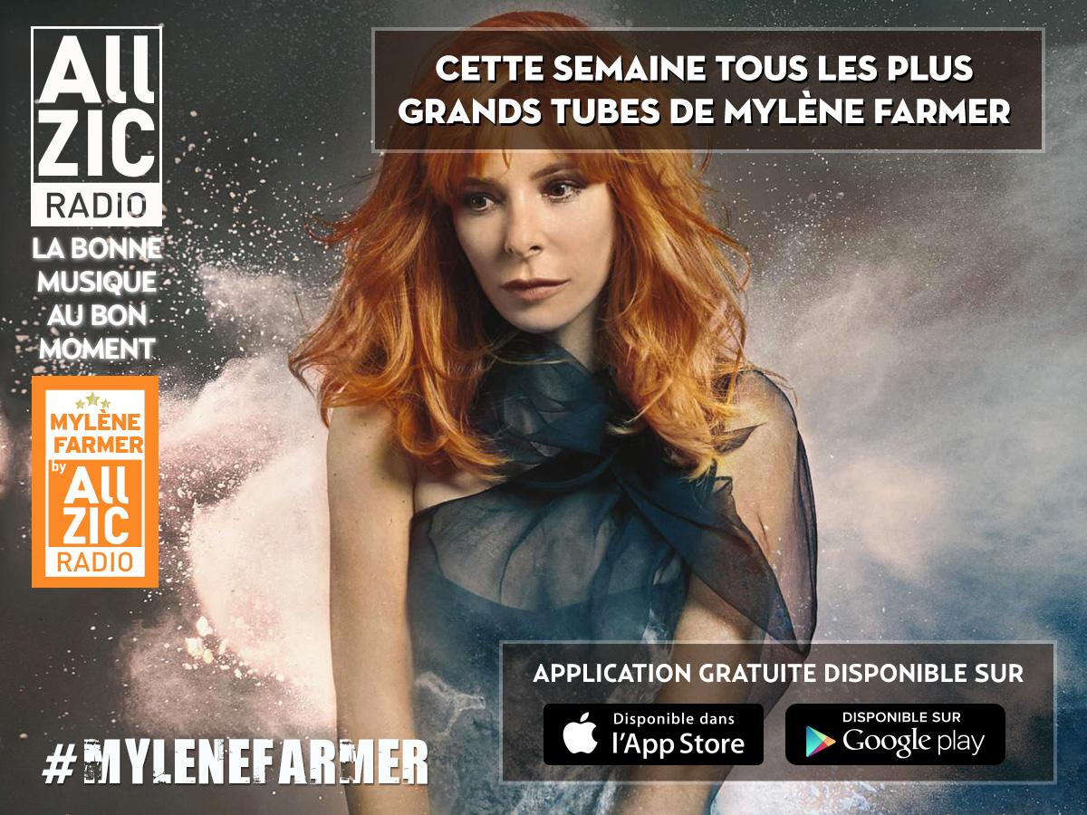 Allzic Radio : une webradio consacrée à Mylène Farmer