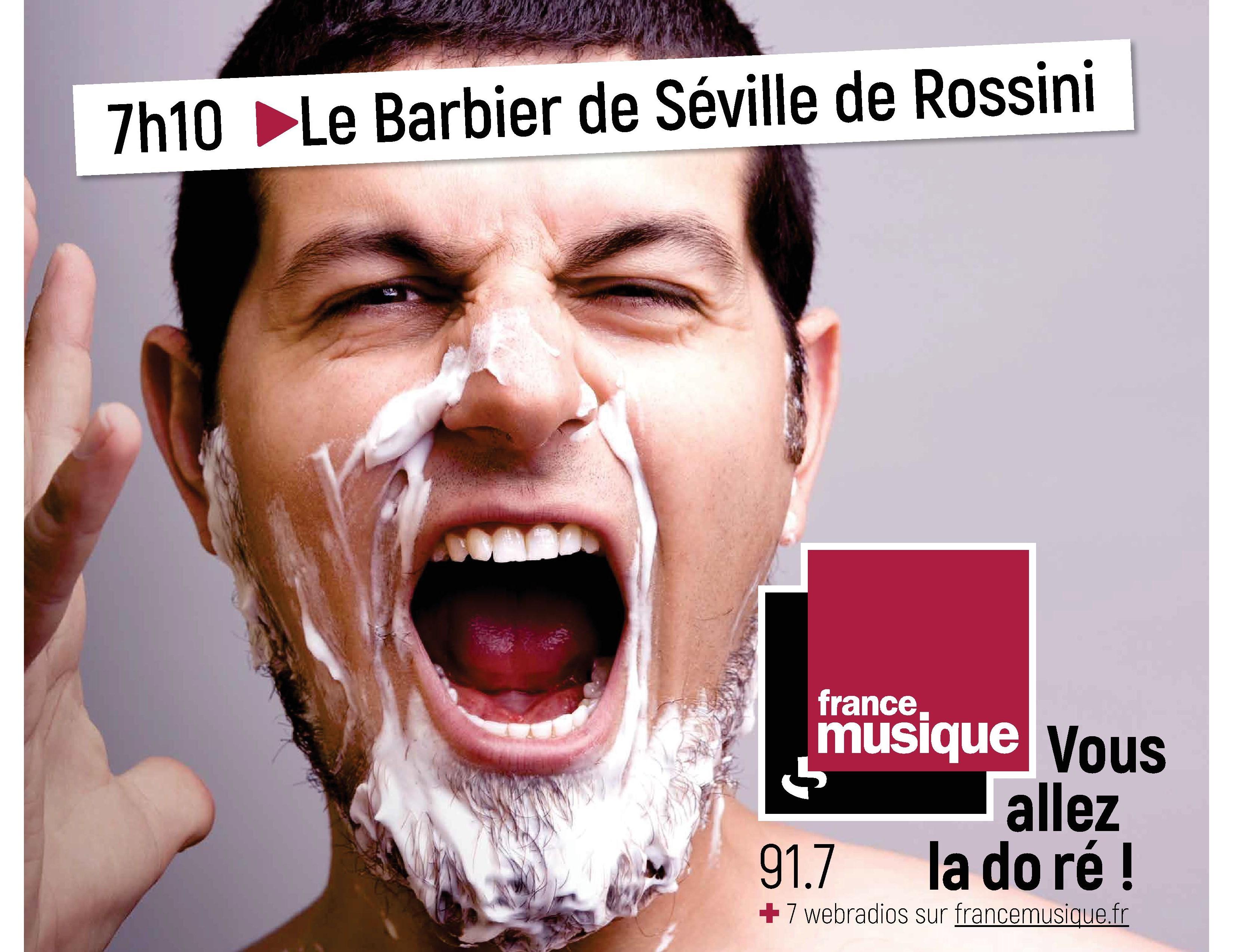 Nouvelle campagne de communication pour France Musique