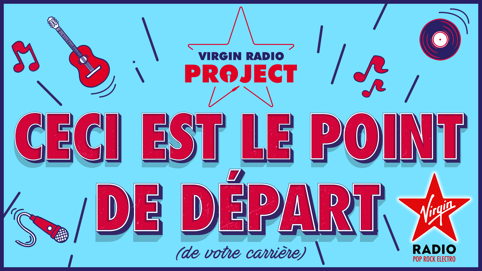 Virgin Radio lance Virgin Radio Project