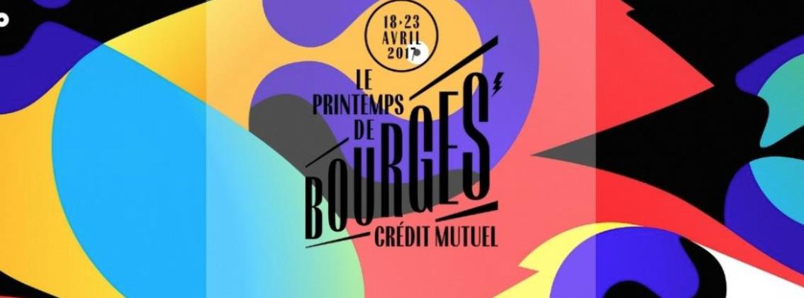 Mouv' en direct du Printemps de Bourges