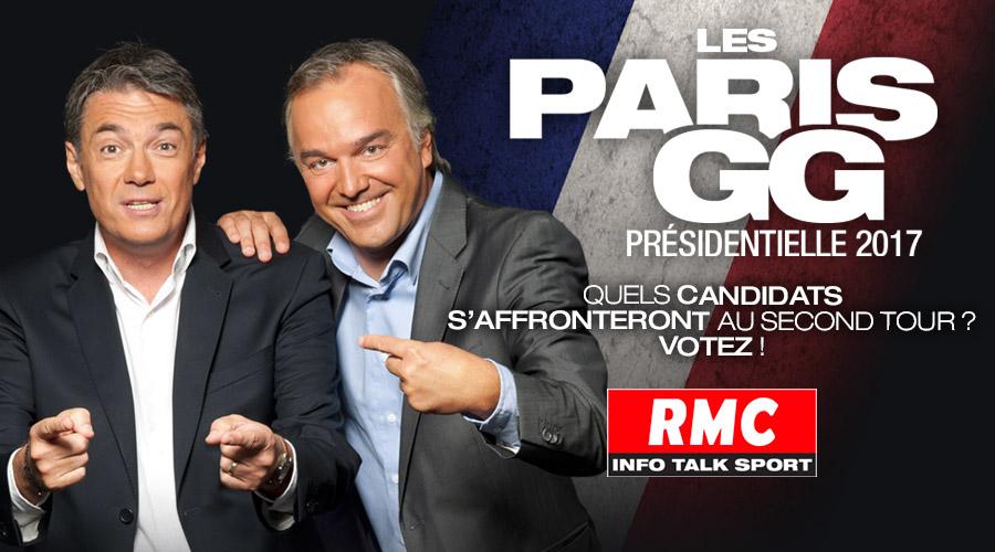 Présidentielle : Les Grandes Gueules lancent les paris