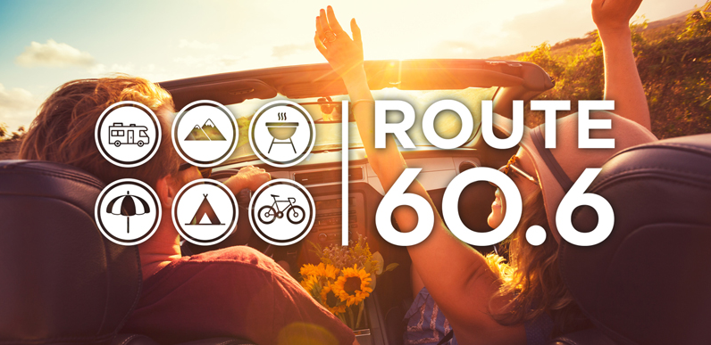 Cet été, NRJ Global propose l'offre Route 60.6