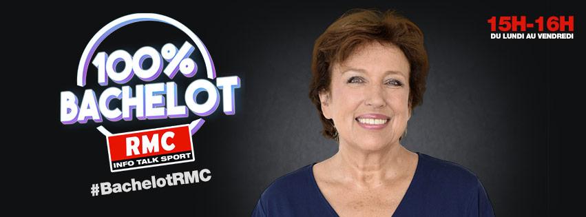"""RMC : """"100% Bachelot"""" s'engage contre l'homophobie"""