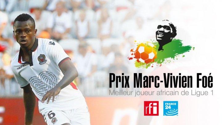 RFI décerne le Prix Marc-Vivien Foé RFI-France 24