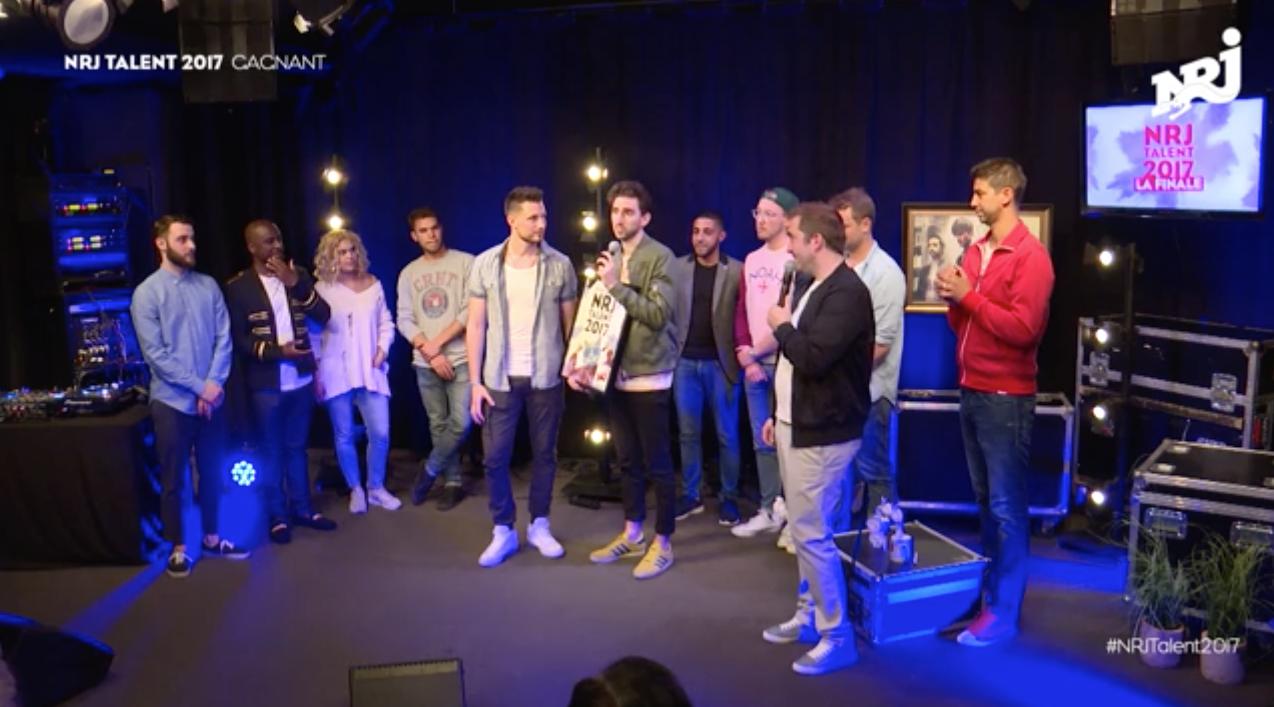 """En France, NRJ a pour sa part lancé le concours """"NRJ Talent Summer Edition 2017"""""""