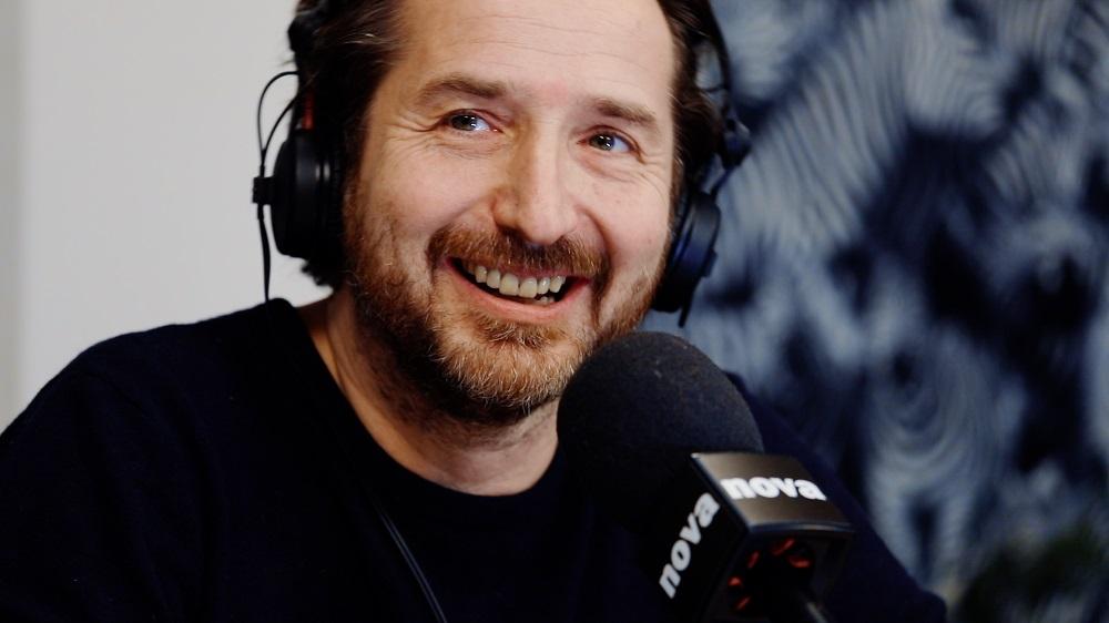 Édouard Baer vous donne le sourire avec Nova - Crédit Photo : Radio Nova