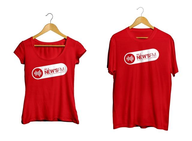 En soutenant cette opération, les donateurs pourront recevoir en contrepartie un t-shirt aux couleurs de New's FM