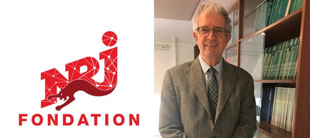 La Fondation NRJ récompense le Professeur Delattre