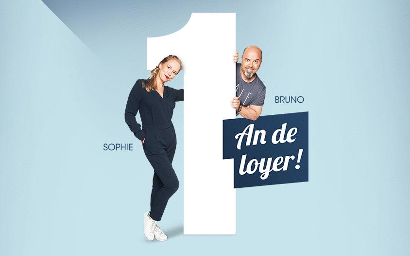 Belgique : Nostalgie offre 1 an de loyer à ses auditeurs