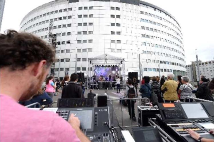 Avec Radio France, faire de la musique est un plaisir mais aussi un événement