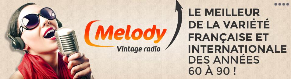 Melody TV lance Melody Radio Vintage