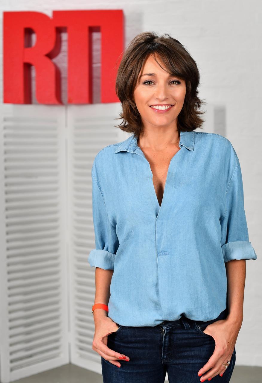 "Amandine Bégot rejoint ""RTL Matin"" © Nicolas Gouhier / Sipa Press"