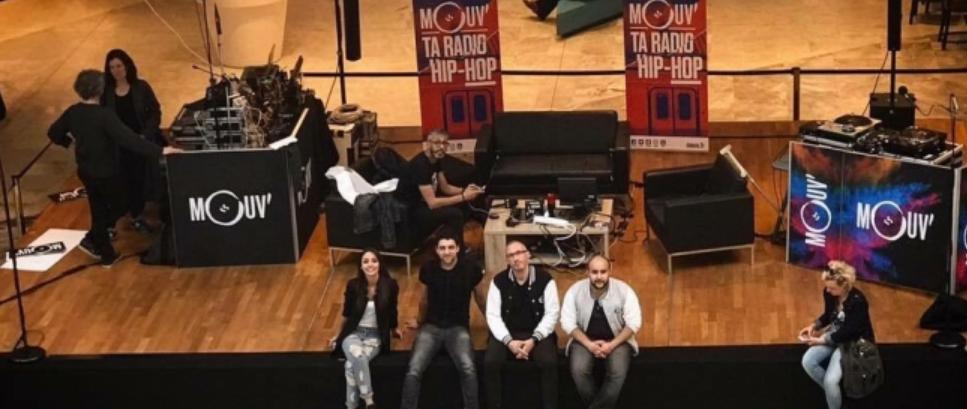 Mouv' : Snap'N'Mix s'installe à La Rochelle