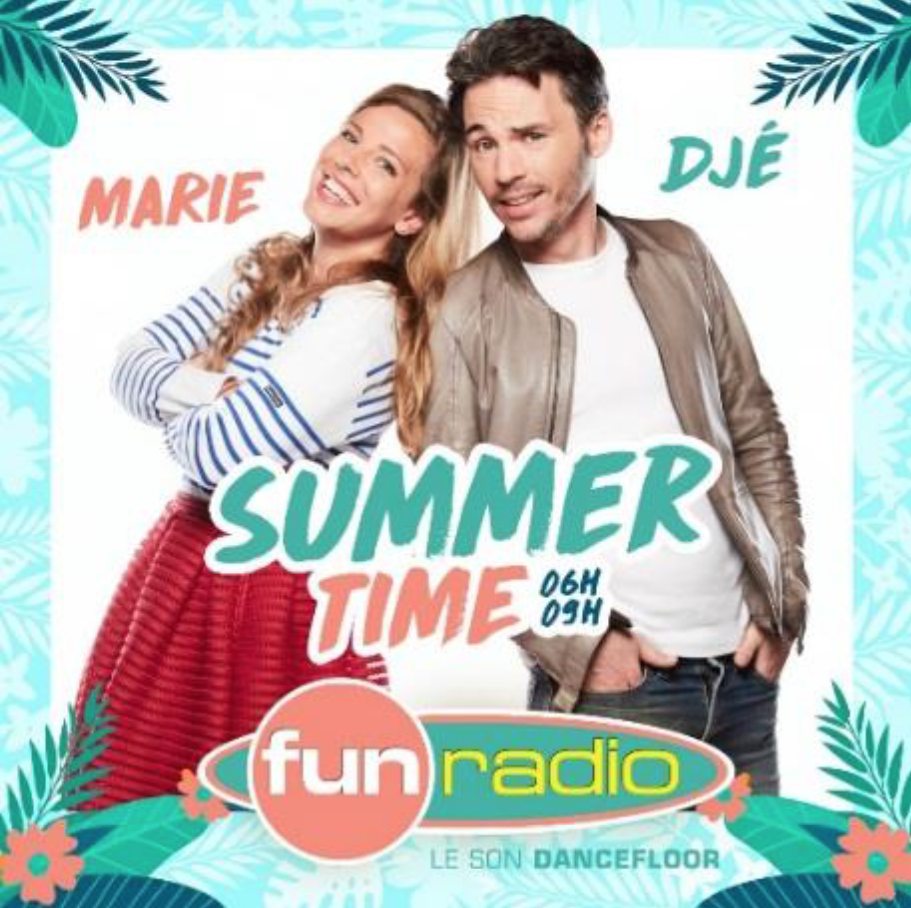 "Fun Radio passe en mode ""Summertime"""