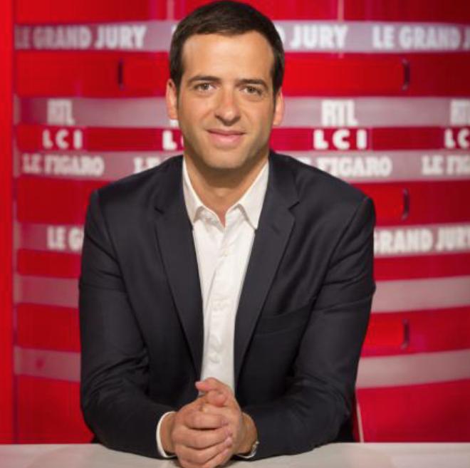 Benjamin Sportouch prend les commandes du Grand Jury © Romain Boé / Sipa Press