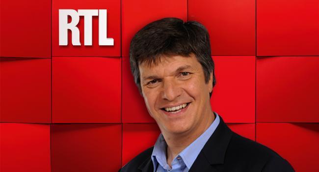 Christophe Pacaud au micro de RTL - Crédit Photo : RTL