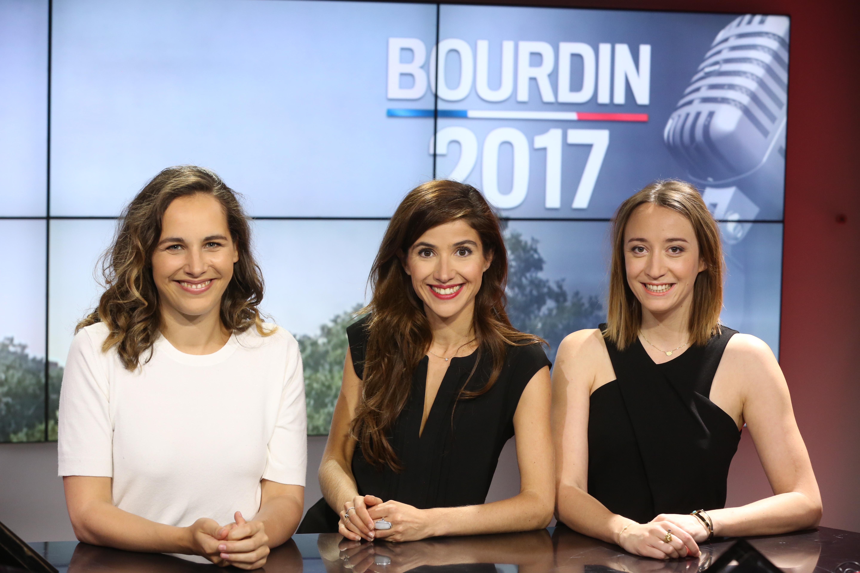 Dès la rentrée, les auditeurs de RMC retrouveront Anais Castagna, Chloé Cambreling et Sophie Paolini