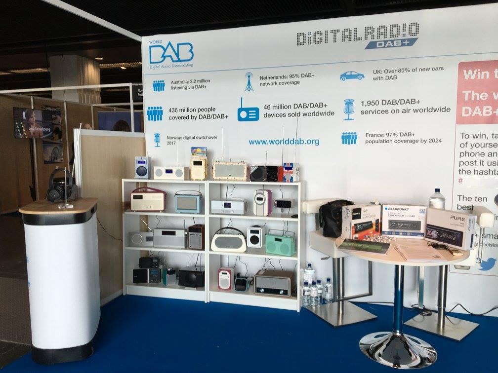 Le point sur le déploiement du DAB en Europe