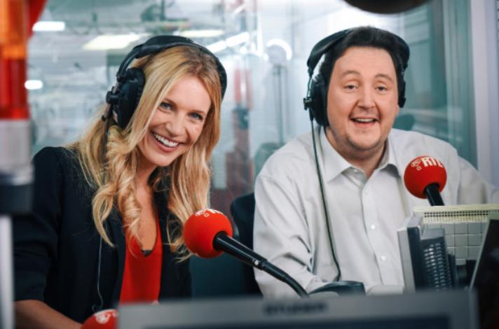 Sandrine Corman et Michael Pachen placeront l'optimisme au centre de leur quotidienne sur Bel RTL
