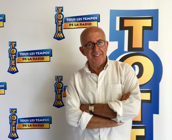 Jean-Pierre Alaux devient éditorialiste sur Totem