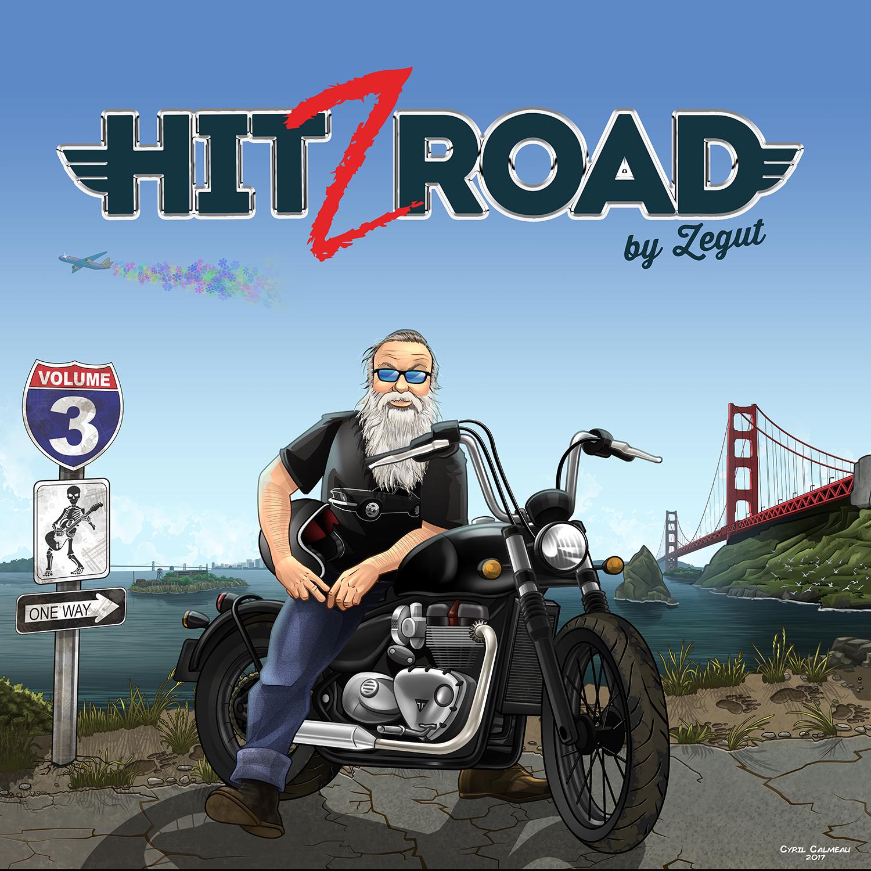 """RTL2 présente """"Hit Z Road Vol. 3 by Zegut"""""""