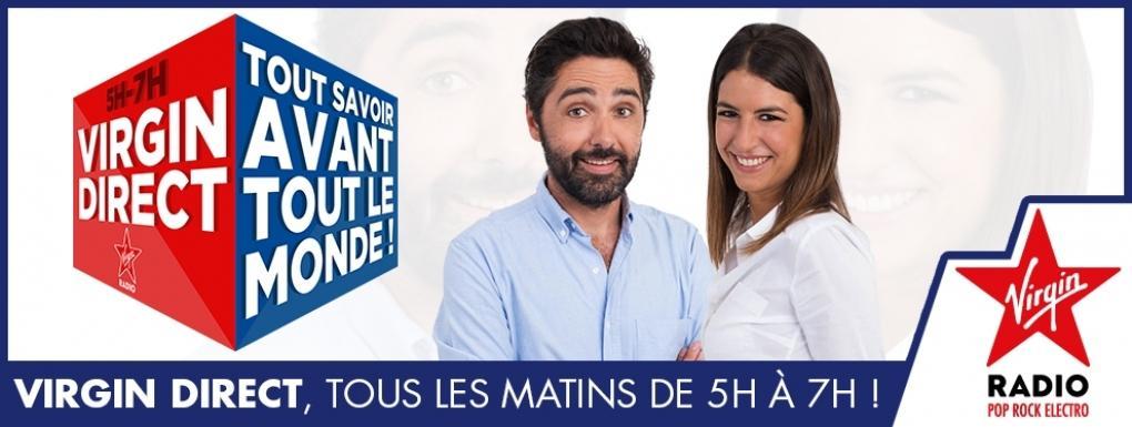 """""""Virgin Direct"""" pour les lève-tot"""