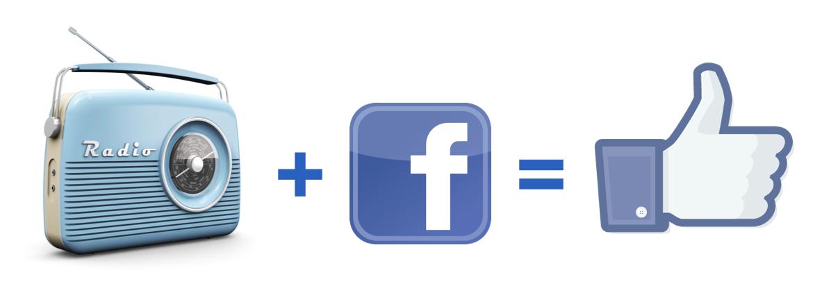 Dynamisez votre chiffre d'affaires avec des offres Radio + Facebook