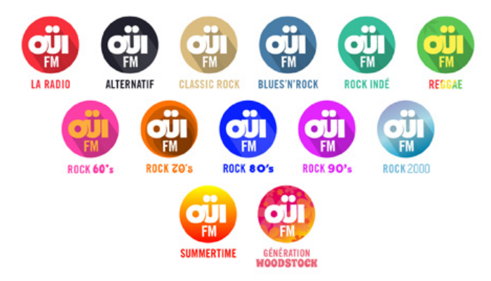 "Oüi FM lance une webradio ""peace and rock"""