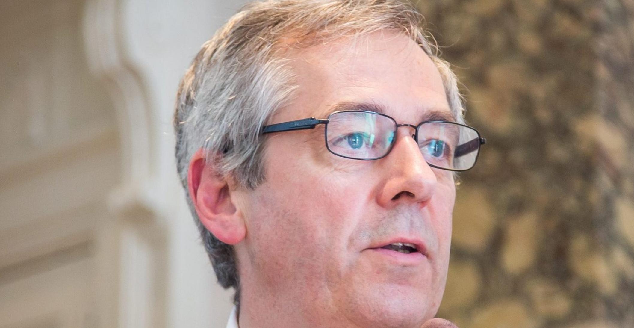 Dominique Vosters, Président du CSA en Belgique