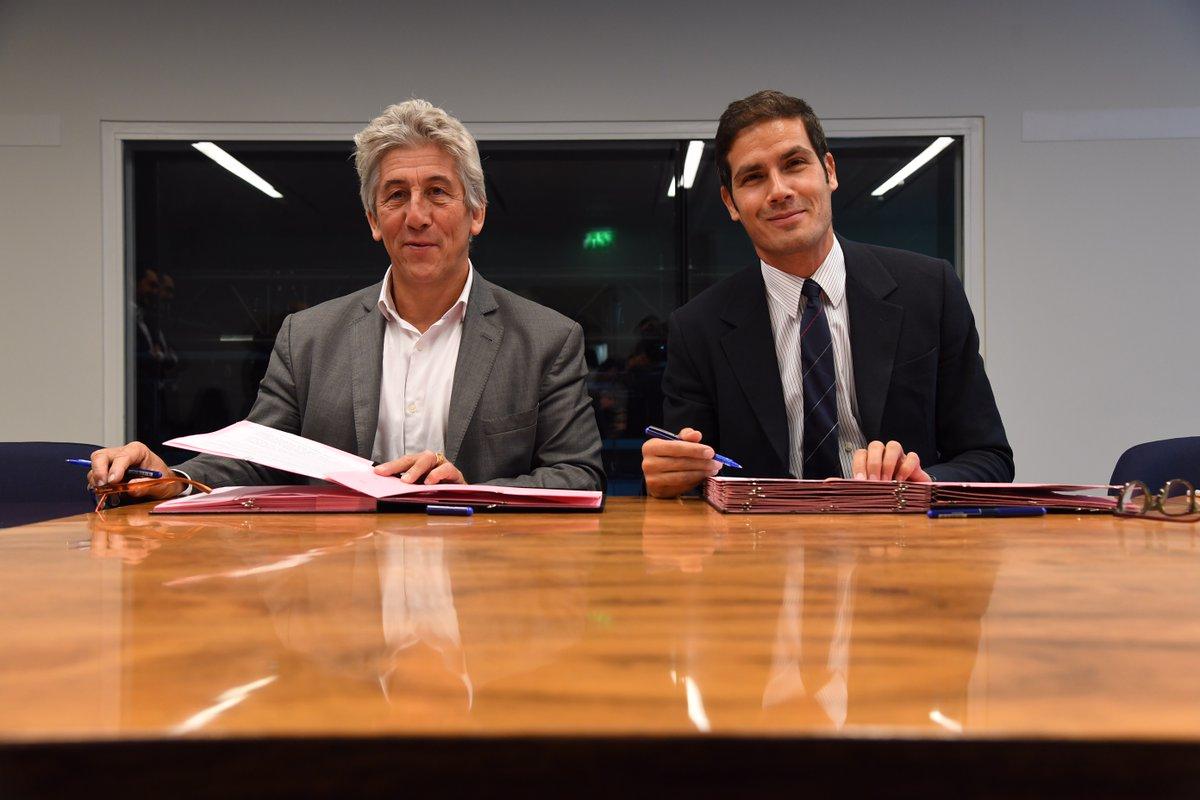 Hervé Rony et Mathieu Gallet © Radio France