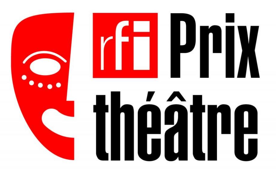 Edouard Elvis Bvouma lauréat du Prix Théâtre RFI