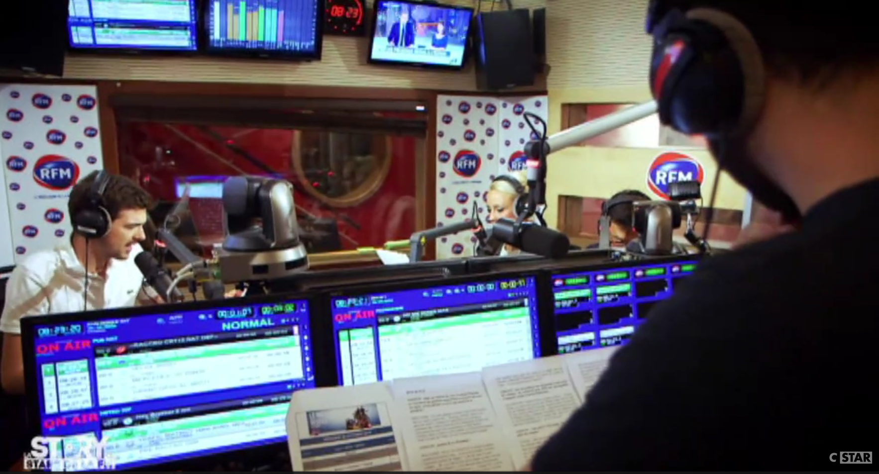 """Morning Radio"" : revoir le documentaire de CStar"