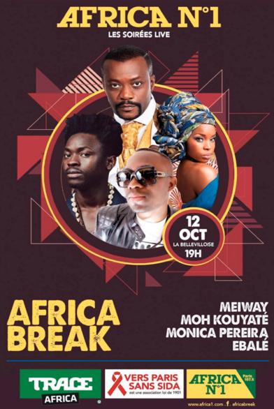 Africa n°1 : un concert privé à La Bellevilloise