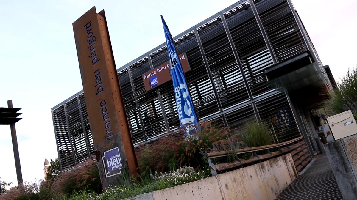France Bleu Périgord est installée Cours Saint-Georges à Périgueux