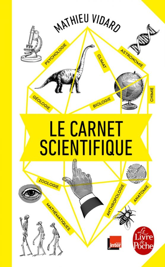 """France Inter : """"La Tête au carré"""" dans un livre"""