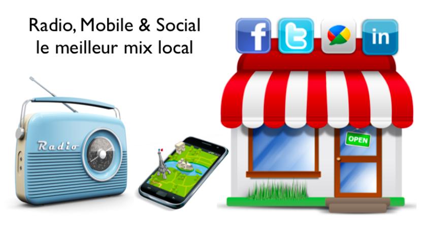 Radio Mélodie aide les annonceurs locaux à mieux communiquer