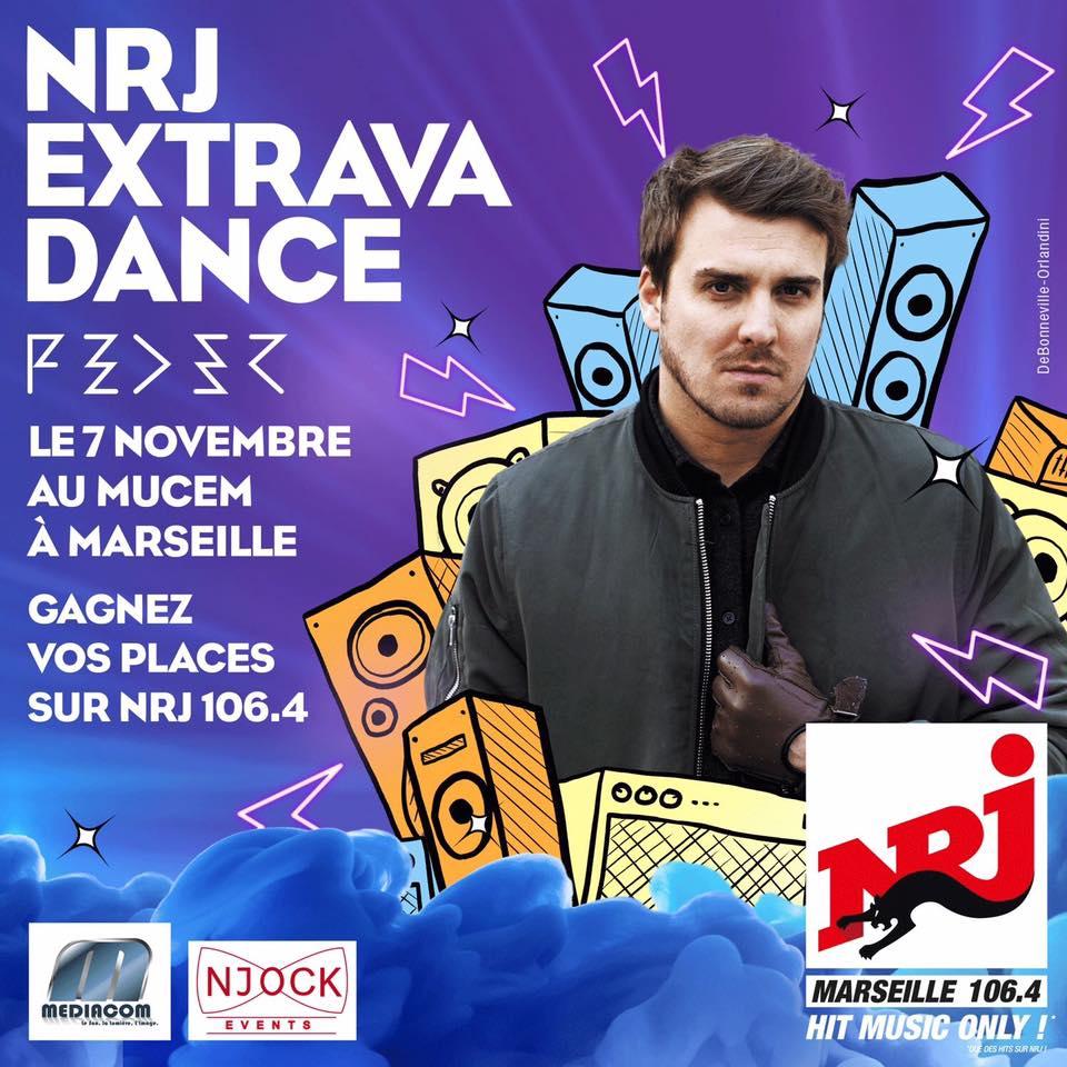 Marseille : une soirée électro au Mucem avec NRJ