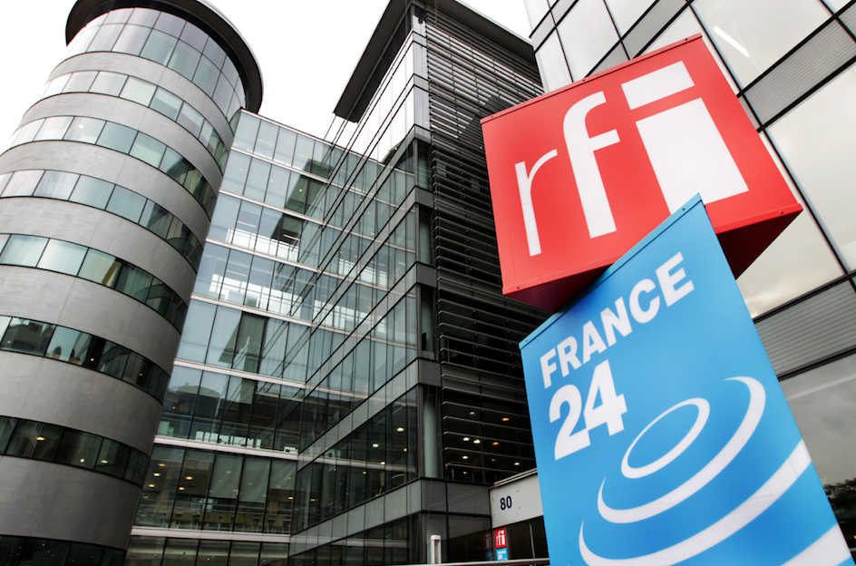RFI, France 24 et Monte Carlo Doualiya au Louvre Abu Dhabi