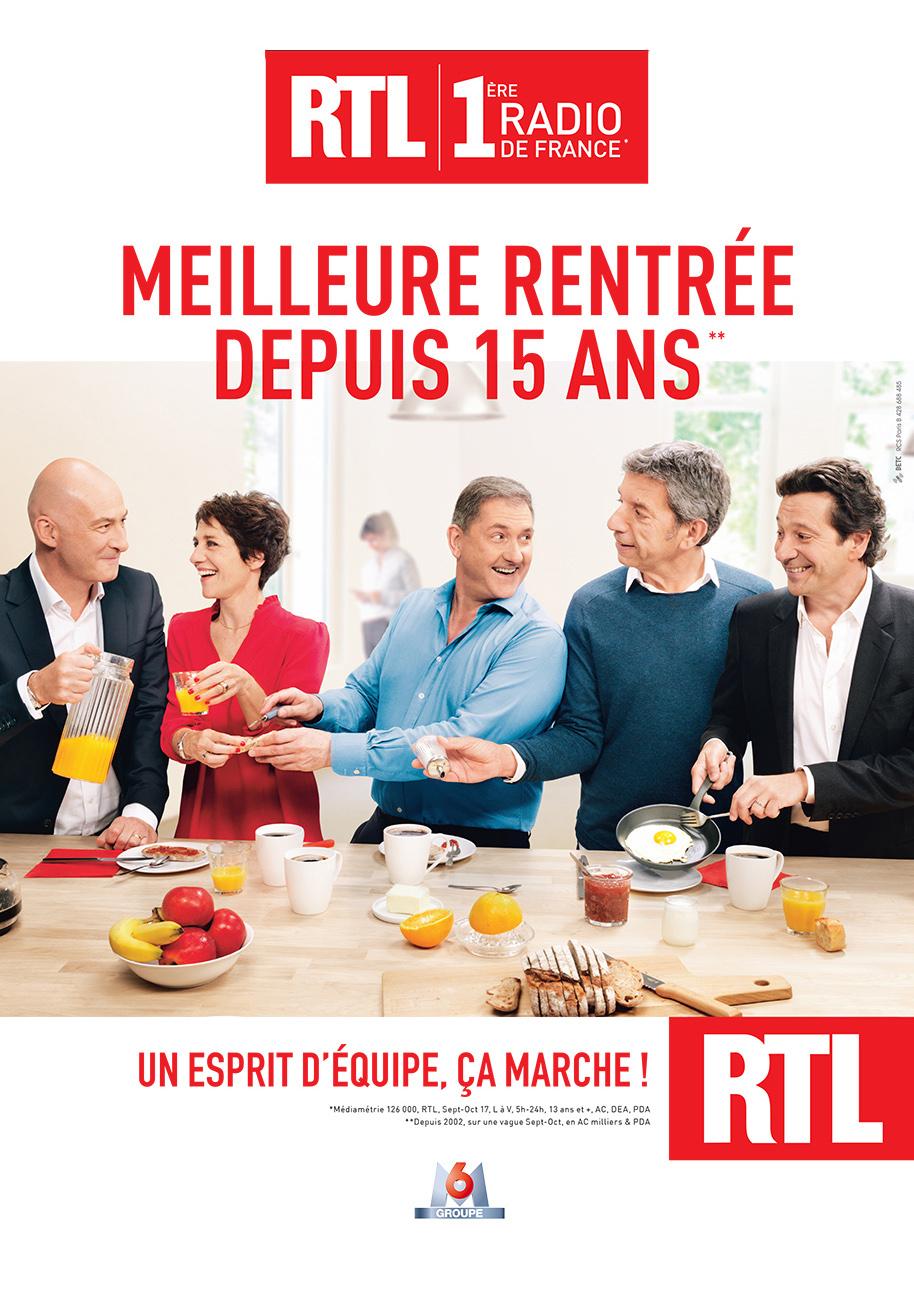 RTL domine toujours le marché