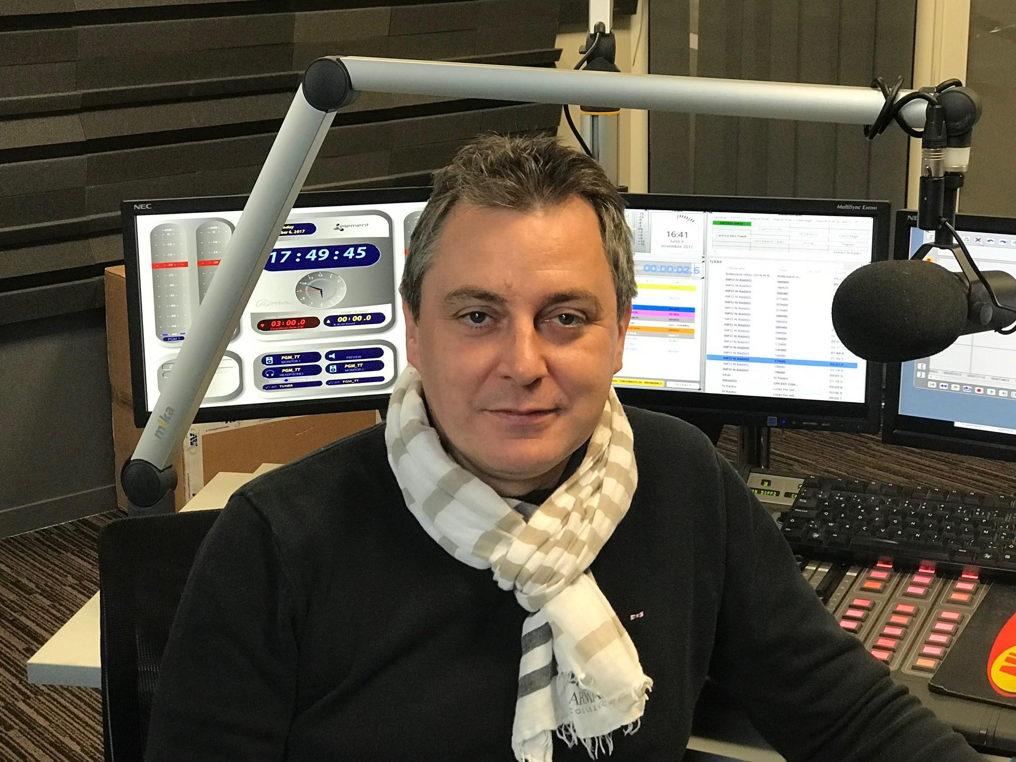 Alexandre Pagès est devenu gérant du groupe Isa en 2002.