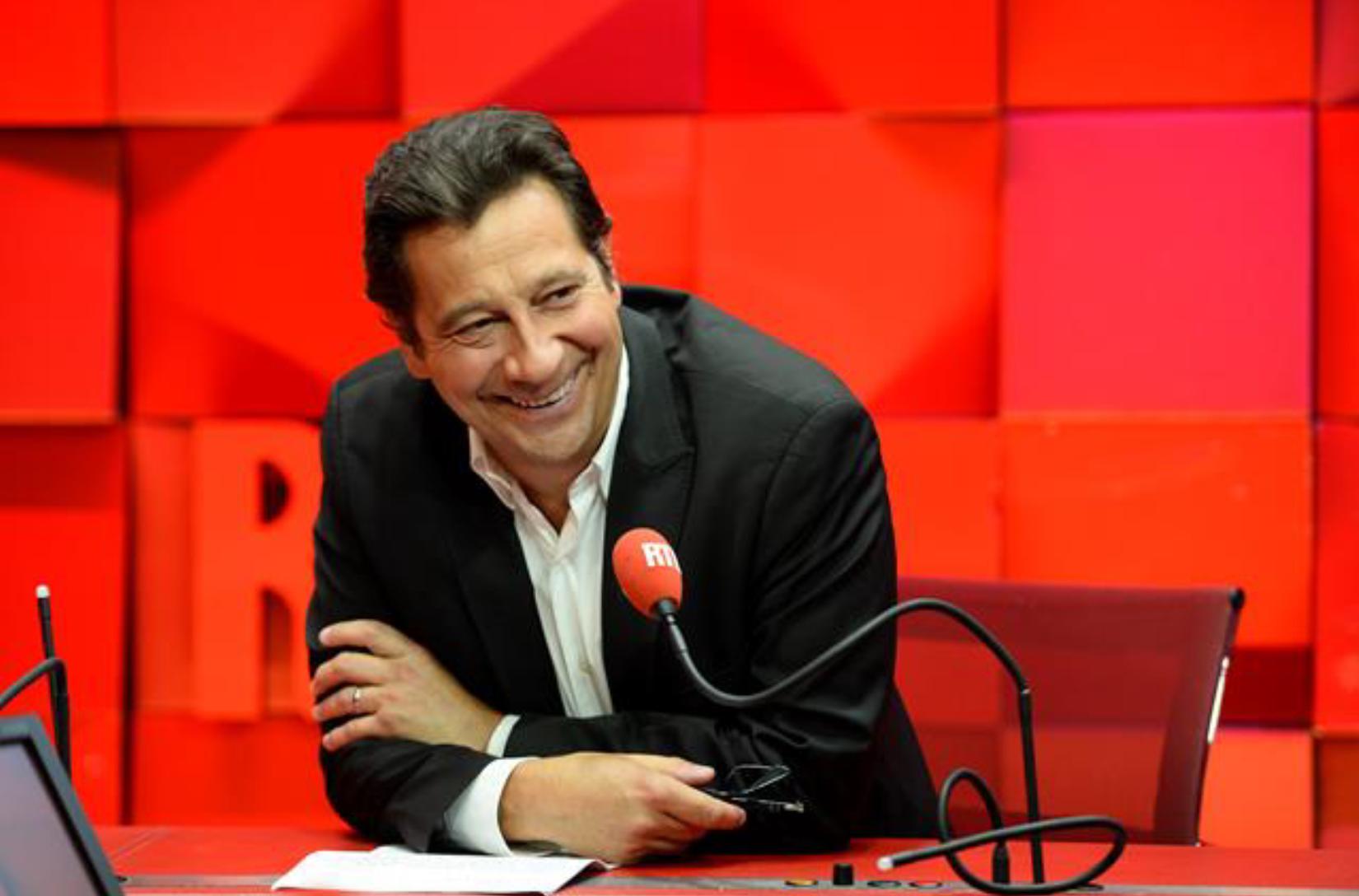 Laurent Gerra officie depuis 2007 sur RTL © Elodie Grégoire / SIPA Press