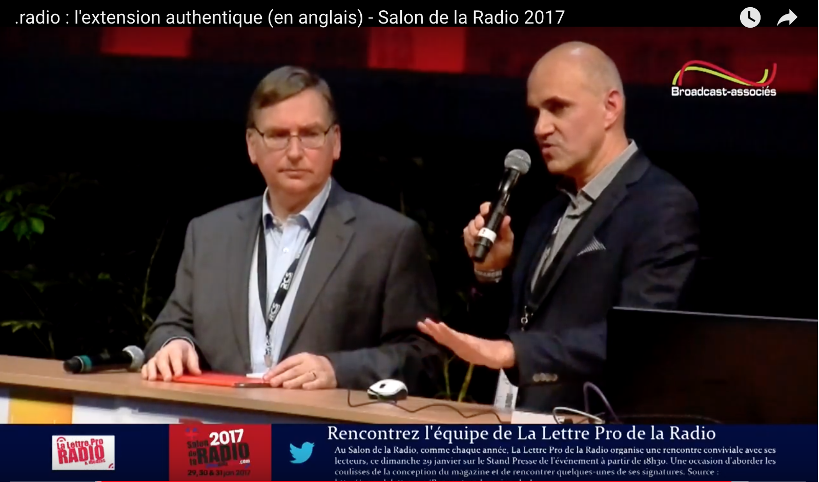 Salon de la radio 2017 revivez les grands moments 02 for Salon de la radio 2017